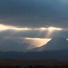 lightshow  assynt by Alexander Mcrobbie-Munro