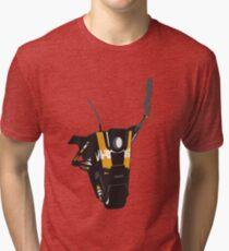 CLAPTRAP HIGH FIVE Tri-blend T-Shirt