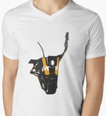 CLAPTRAP HIGH FIVE Mens V-Neck T-Shirt