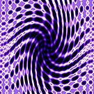 Purple Blindness by Betty Mackey