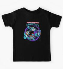 Teenage Mutant Ninja Squirtles Kids Tee
