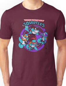 Teenage Mutant Ninja Squirtles Unisex T-Shirt