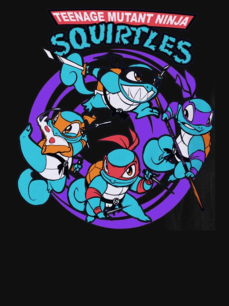 Quot Teenage Mutant Ninja Squirtles Quot T Shirt By Goplak79