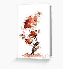 Little Tree 26 Greeting Card