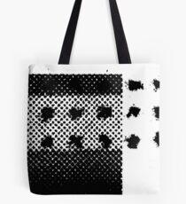 PRINT – Halftone screen 3 Tote Bag