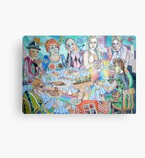 The Artist Guild Luncheon Canvas Print