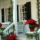 Christmas in Key West, Florida by Susanne Van Hulst