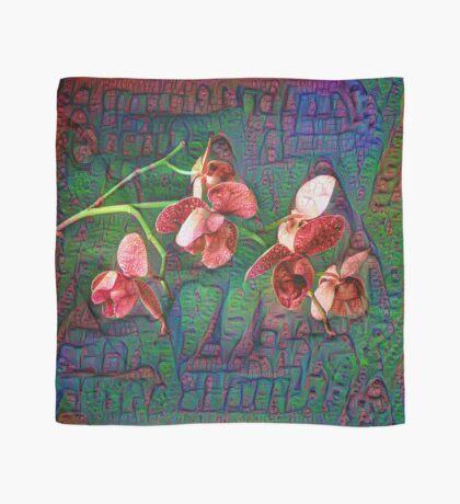 Phalaenopsis A #DeepDream Scarf