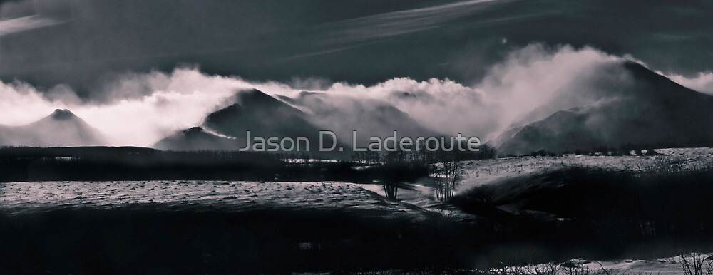 Winter December #3b by Jason D. Laderoute