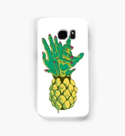 Zombie Pineapple #2 Samsung Galaxy Case/Skin