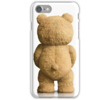 TED is coming again iPhone Case/Skin