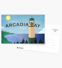 Grüße von Arcadia Bay Oregon Postkarten
