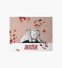 Dexter quote Art Board Print