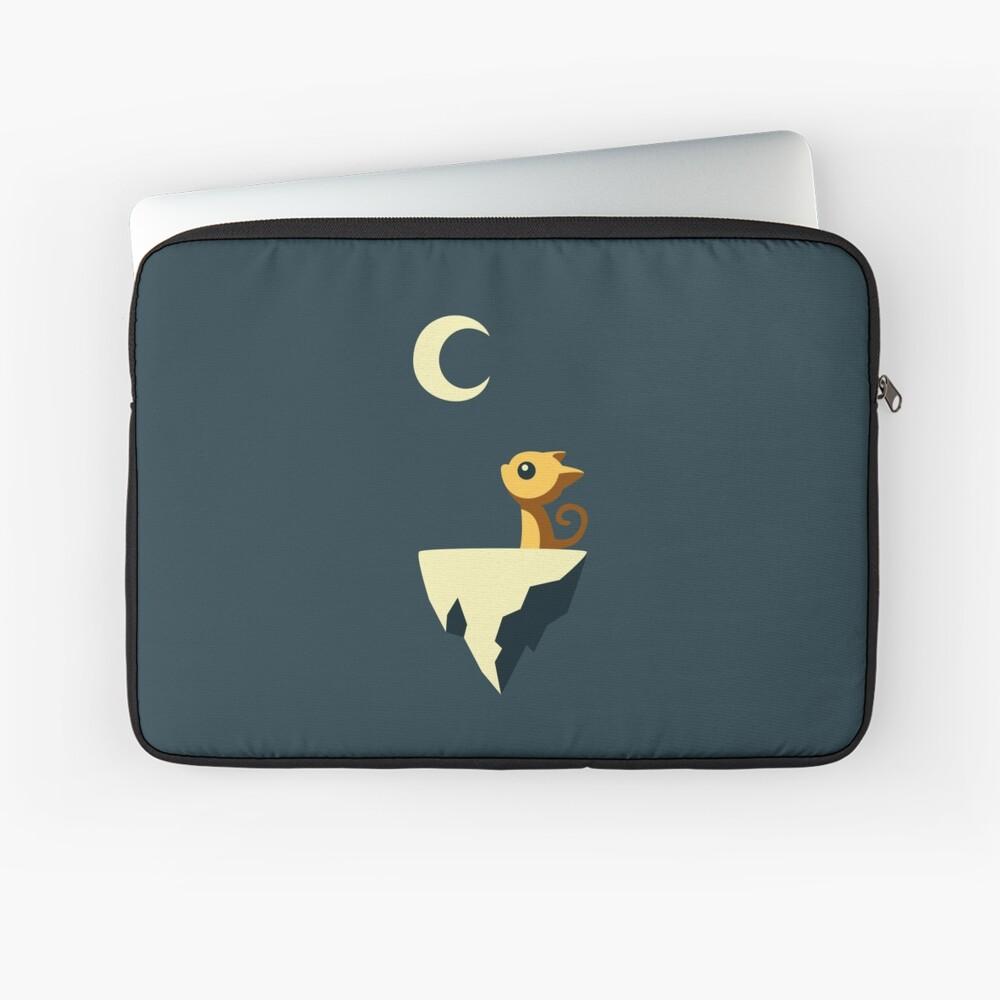 Mond Katze Laptoptasche