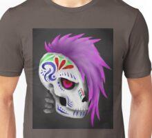Tattooed Skull Unisex T-Shirt
