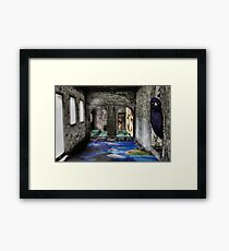 EMPTY... Framed Print