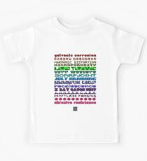 """""""Engineers Speak with Fonts""""© Kids Clothes"""