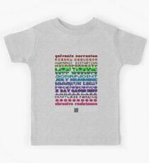 """""""Engineers Speak with Fonts""""© Kids Tee"""