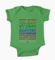 """""""Engineers Speak with Fonts""""© One Piece - Short Sleeve"""