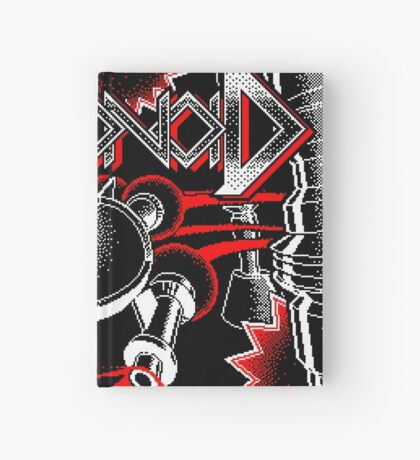 Cecconoid: Loading Screen Hardcover Journal