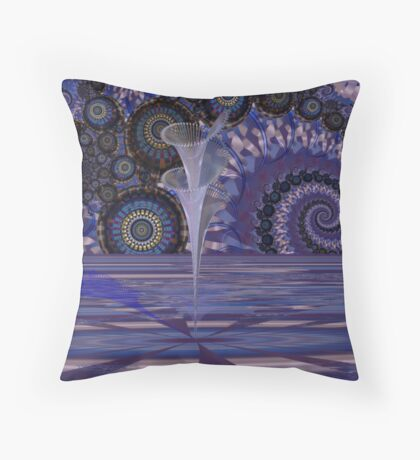 On Target Throw Pillow