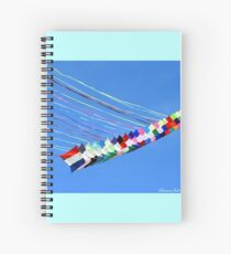 Dip and Dive, Wild and Free Spiral Notebook