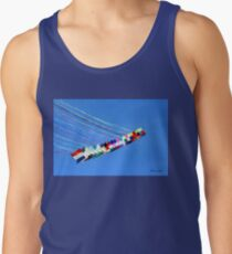 Dip and Dive, Wild and Free Tank Top