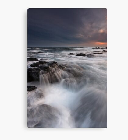 Unrelenting Canvas Print