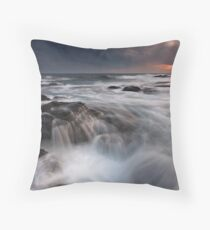 Unrelenting Throw Pillow