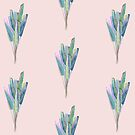 banana leaves pattern by youdesignme