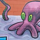 Graffiti Octopus by yurix