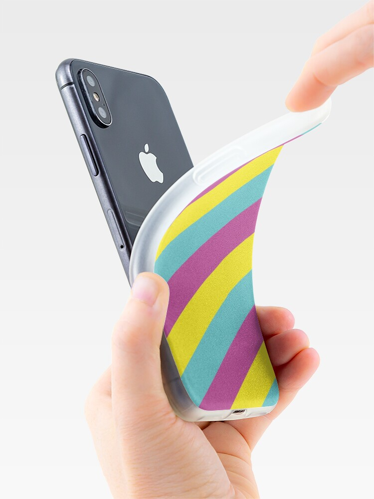 Alternate view of Simplee The Best: Stripes 1 - Phone Cover iPhone Case & Cover