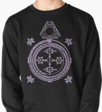 Magical Circle of King Solomon INVERTED Pullover