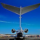 Tall Tail End - CL-604 Challenger by bazcelt