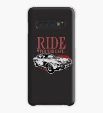 Ride With The Devil Hülle & Klebefolie für Samsung Galaxy