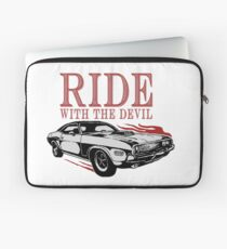 Ride With The Devil Laptoptasche