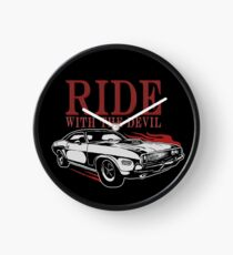 Ride With The Devil Uhr