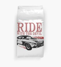 Ride With The Devil Bettbezug