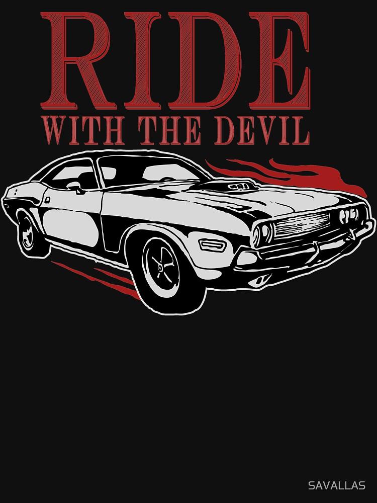 Ride With The Devil von SAVALLAS