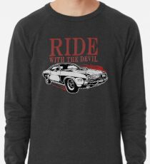 Ride With The Devil Leichter Pullover