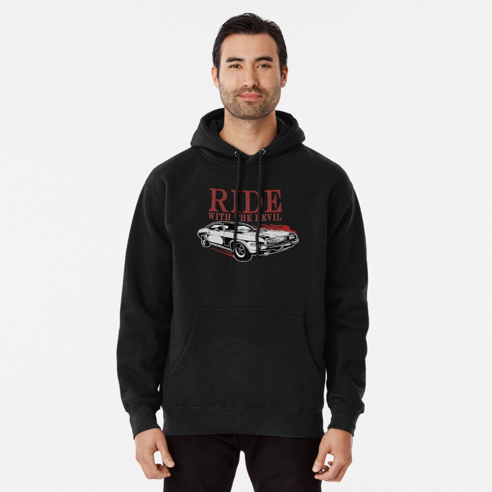 Ride With The Devil Hoodie