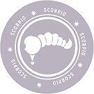 Scorpio - Light by kylacovert