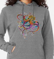 Electric Octopus Lightweight Hoodie