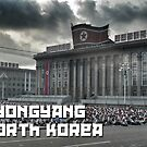 Postcard 3 -  Pyongyang North Korea by RoamingRoan