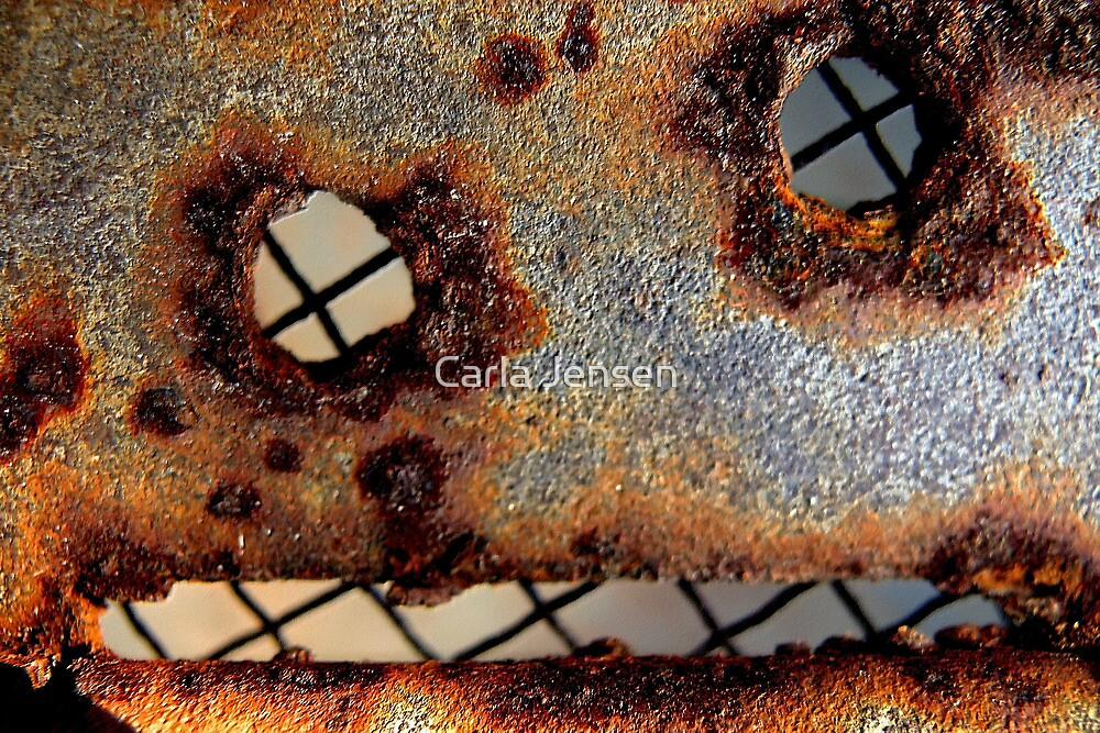A Urban Legend~ Rust Man by Carla Jensen