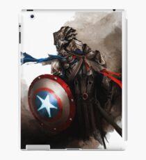devil america iPad Case/Skin