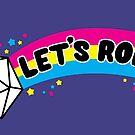 Let's Roll by Rebekie Bennington