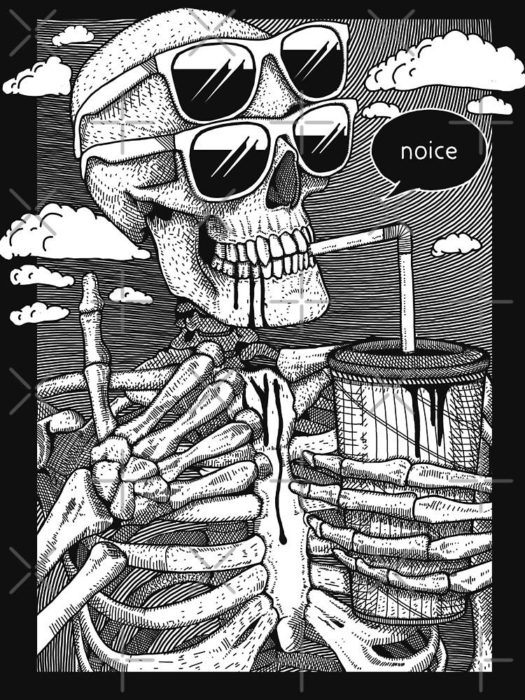 Noice Skeleton by GrizzlyGaz