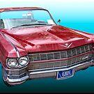 1964 Cadillac 6 Window Sedan de Ville by Bryan D. Spellman