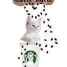 Catte Latte - for the love of cats and coffee by deannamill2287